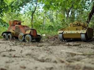 paper-tanks